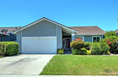 Single Family Home For Sale: 4479 Desin Dr