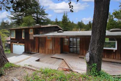BOULDER CREEK Single Family Home For Sale: 15965 Forest Hill Dr