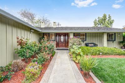 SUNNYVALE Single Family Home For Sale: 795 W Homestead Rd