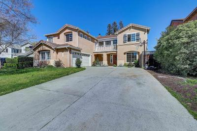GILROY Single Family Home For Sale: 6360 Snowberry Ct