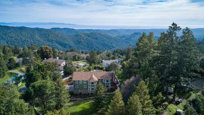 LOS GATOS Single Family Home For Sale: 26756 Adams Rd