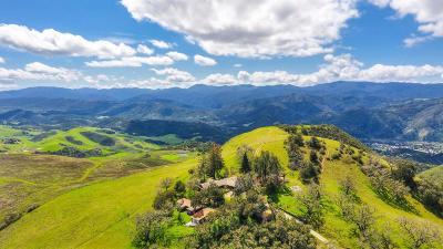 Carmel Valley Single Family Home For Sale: 500 El Caminito Rd