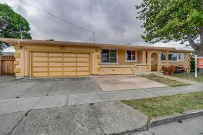 East Palo Alto Single Family Home For Sale: 1532 Kavanaugh Dr