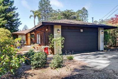 APTOS Single Family Home Contingent: 459 Los Altos Dr