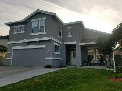 SALINAS Single Family Home For Sale: 11 Cromwell Cir