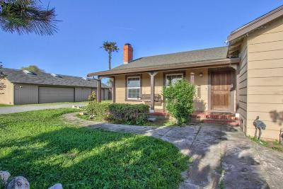 SALINAS Single Family Home For Sale: 1310 N Main St