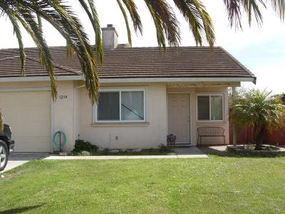 SALINAS Single Family Home Contingent: 1254 Camarillo Ct