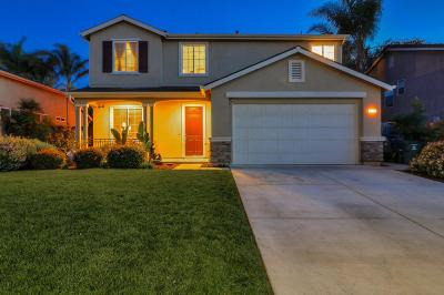 HOLLISTER Single Family Home For Sale: 1730 Bayberry St
