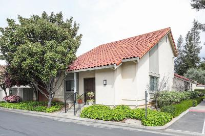CUPERTINO Townhouse Contingent: 10912 Sweet Oak St