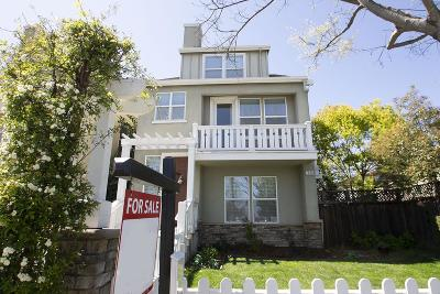 Cupertino Single Family Home For Sale: 7328 Rainbow Dr