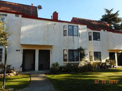 SAN JOSE Townhouse For Sale: 4014 Shanj Ct