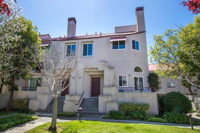 FOSTER CITY Townhouse For Sale: 211 Commons Ln