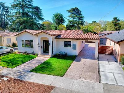 SAN JOSE Single Family Home For Sale: 1081 Morse St