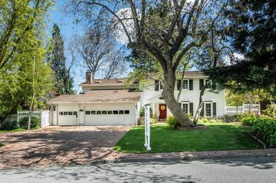 Saratoga Single Family Home For Sale: 13410 Beaumont Ave