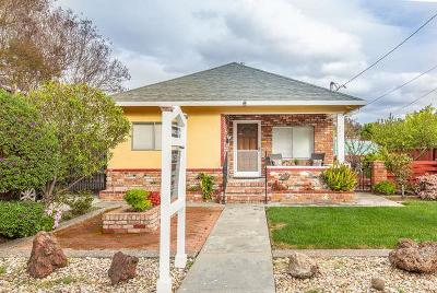 MOUNTAIN VIEW Single Family Home Contingent: 201 Granada Dr