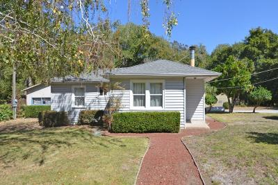 Watsonville Single Family Home For Sale: 270 Eureka Canyon Rd