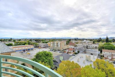 San Mateo Condo For Sale: 601 Laurel Ave 708