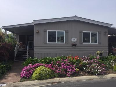 Campbell Mobile Home For Sale: 34 Timber Cove Dr 34