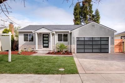 SAN JOSE Single Family Home For Sale: 2507 Forest Ave