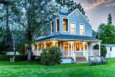 Napa County Single Family Home For Sale: 25 Rosedale Rd