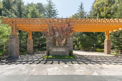 SANTA CRUZ CA Single Family Home For Sale: $2,125,000