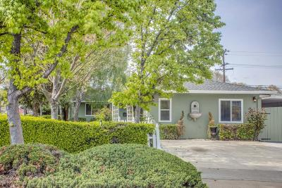 SAN JOSE Single Family Home For Sale: 2249 Hicks Ave