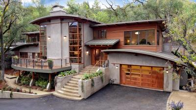 Portola Valley Single Family Home For Sale: 1236 Los Trancos Rd