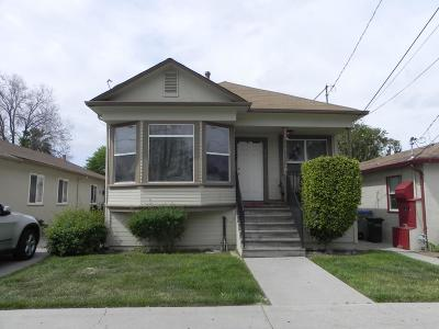 SAN JOSE Single Family Home For Sale: 251 & 257 N 7th St