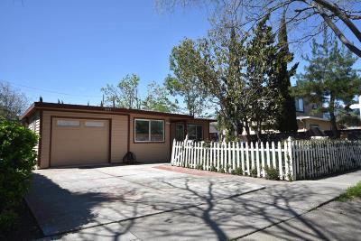 SUNNYVALE Single Family Home For Sale: 1097 Borregas Ave