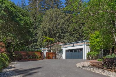 Woodside Single Family Home For Sale: 460 Summit Springs Rd