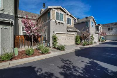 GILROY Townhouse For Sale: 140 Caroline Ln