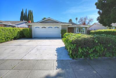 SAN JOSE Single Family Home For Sale: 630 Kiowa Cir