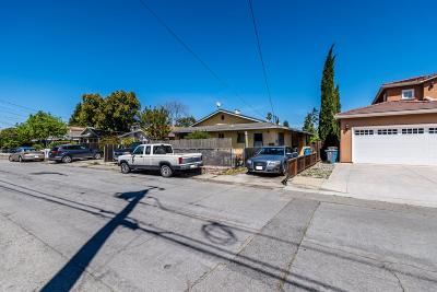 CUPERTINO Multi Family Home For Sale: 10134 Santa Clara Ave