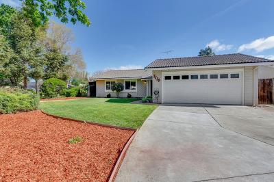 Single Family Home For Sale: 7110 Via Corona