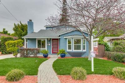 SAN JOSE Single Family Home For Sale: 625 Minnesota Ave