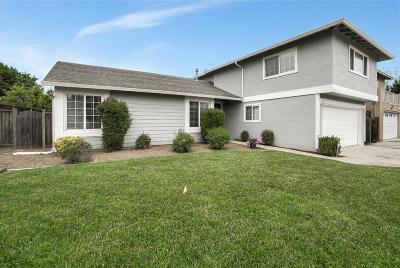SAN JOSE Single Family Home For Sale: 463 Edelweiss Dr