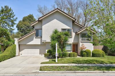 SAN JOSE Single Family Home For Sale: 7232 Via Vis