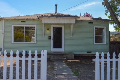Santa Cruz Single Family Home For Sale: 418 Trevethan Ave
