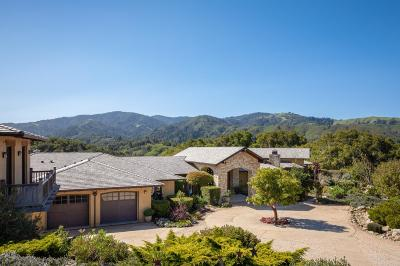 CARMEL Single Family Home For Sale: 31 Rancho San Carlos Rd