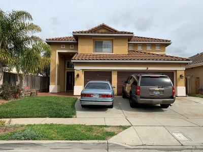 SALINAS Single Family Home For Sale: 337 Chardonnay Dr