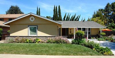 Sunnyvale Single Family Home For Sale: 637 W Remington Dr