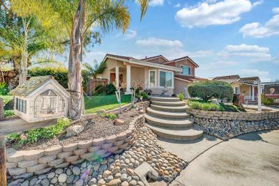 SAN JOSE Single Family Home For Sale: 3516 Pleasant Row Ct