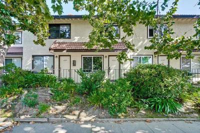 San Jose Condo For Sale: 4207 Hamilton Ave