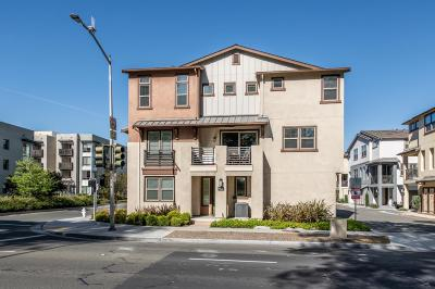 SANTA CLARA Townhouse For Sale: 2843 Kaiser Dr