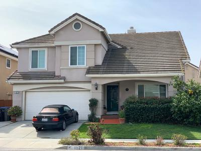 SAN JOSE Single Family Home For Sale: 1021 Woodvale Ct