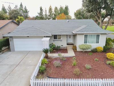 SAN JOSE CA Single Family Home For Sale: $1,239,000