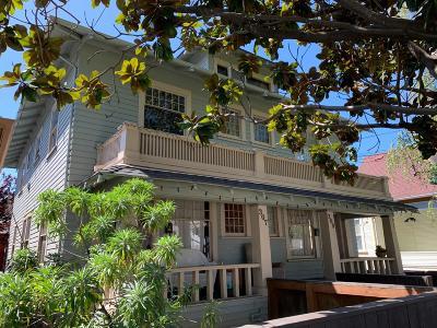 SANTA CRUZ CA Multi Family Home For Sale: $1,299,000