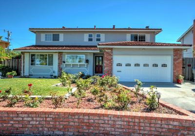 SAN JOSE Single Family Home For Sale: 5934 Dial Way
