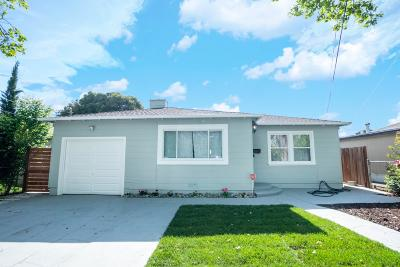 Atherton, East Palo Alto, Menlo Park, Redwood City, San Bruno, San Carlos, Mountain View, Palo Alto Single Family Home For Sale: 1144 Laurel Ave