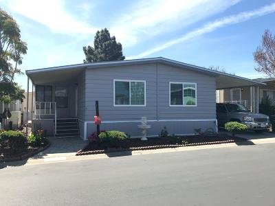 Hayward Mobile Home For Sale: 972 Fall River Drive 972